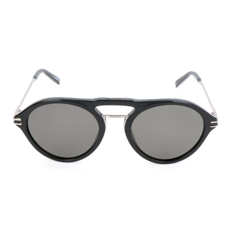 MB716S 01D Sunglasses // Shiny Black