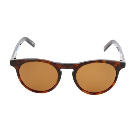 MB718S 56M Sunglasses // Havana