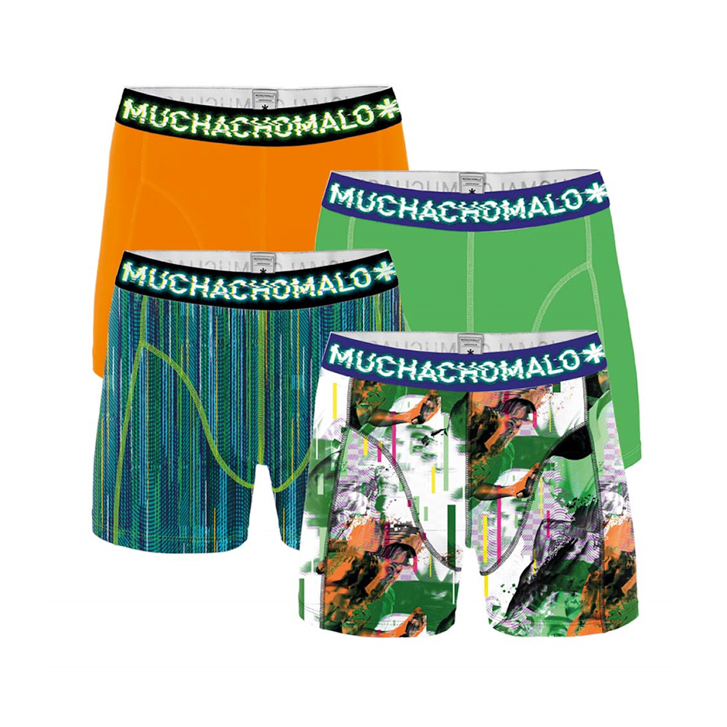 293dd495cc3ef Life is a Glitch // 4-Pack (S) - Muchachomalo - Touch of Modern