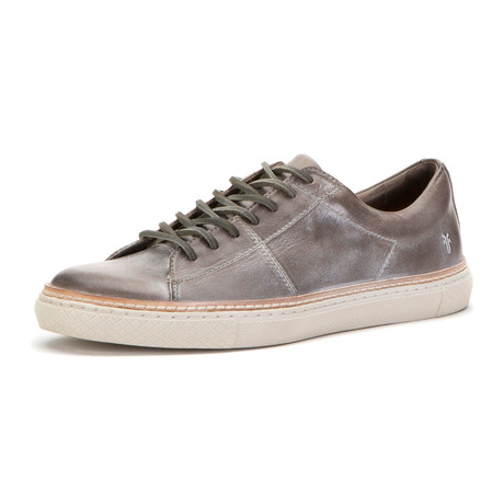Essex Low Top Sneaker // Stone (US: 7)