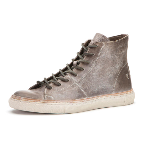 Essex High Top Sneaker // Stone (US: 7)