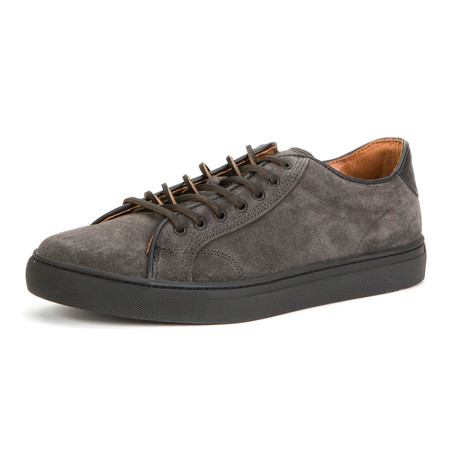 Walker Low Top Laced Sneaker // Slate (US: 7)