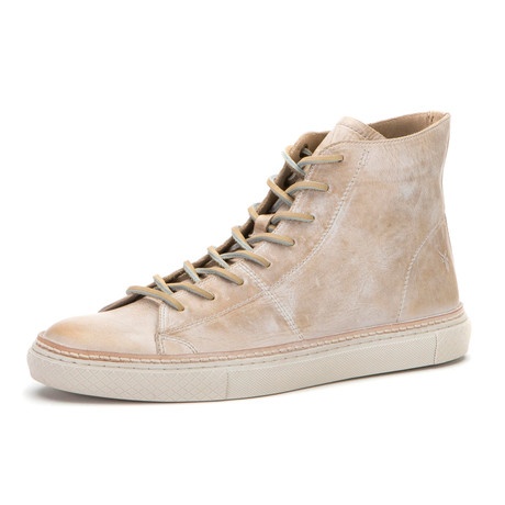 Essex High Top Sneaker // Sand (US: 7)