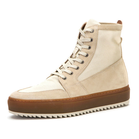 Rivington High Top Sneaker // White (US: 7)