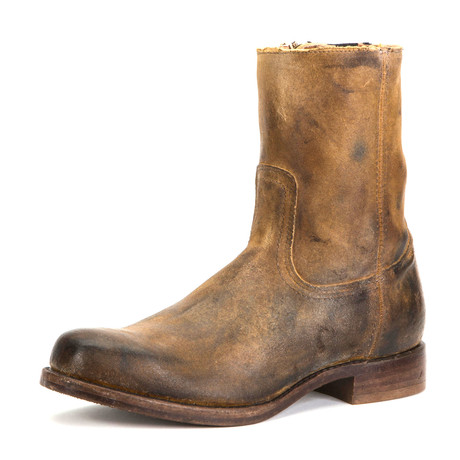 Campus Boot + Inside Zipper // Wheat (US: 7)