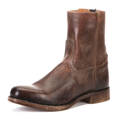 Campus Boot + Inside Zipper // Brown (US: 7)
