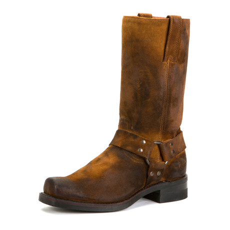 Harness Boot // Wheat (US: 7)