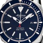 Alpina Seastrong Diver Automatic // AL-525LBN4V6