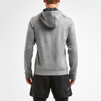 URBAN Pullover Hoodie // Gray (L)