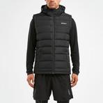 CLASSIX Insulation Vest III // Black (L)