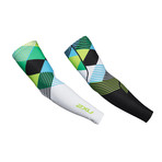 Thermal Cycle Arm Warmers // Multicolor (XS)