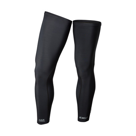 Thermal Cycle Leg Warmers // Black (XS)