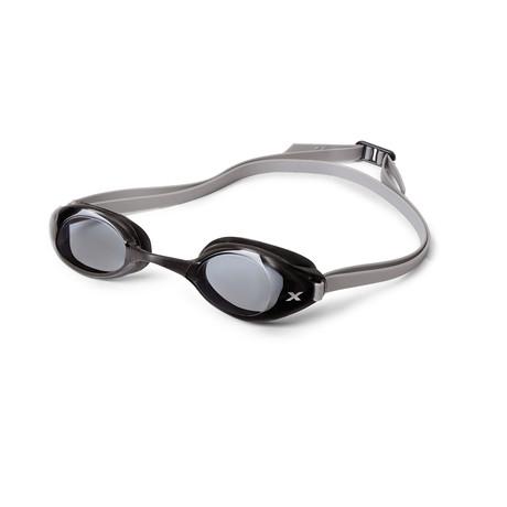 Stealth Goggle V1 // Black + Silver