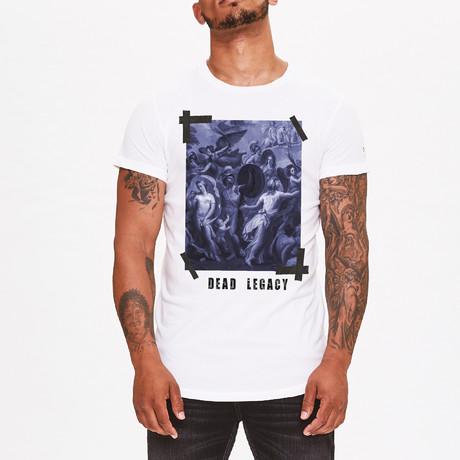 Renaissance Printed T-Shirt // White (XS)