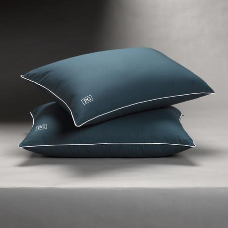 Back Sleeper Down Alternative Pillow // 2 Pack (Standard/Queen)