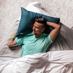 Stomach Sleeper Down Alternative Pillow (Standard/Queen)