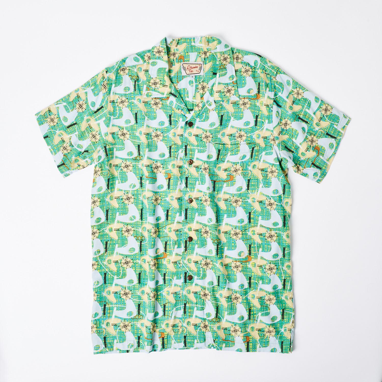 Hawaiian shirts retro Retro &