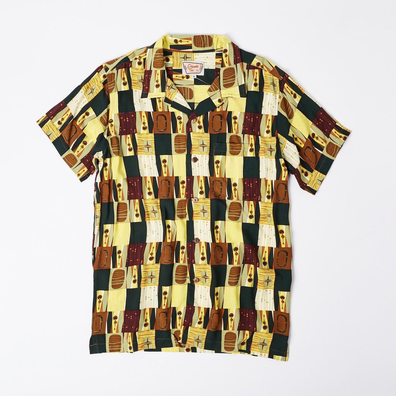 Retro hawaiian shirts