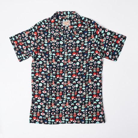Ioane Retro Hawaiian Shirt // Mod Squad (S)