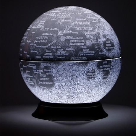 National Geographic // Moon Globe // Illuminated