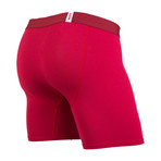 Classic Boxer Brief // Crimson (XS)