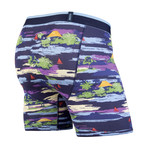 Classic Boxer Brief // Maui Wowi Navy (S)