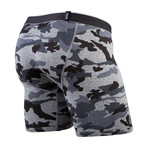 Classic Boxer Brief // Heather Camo Black (XL)