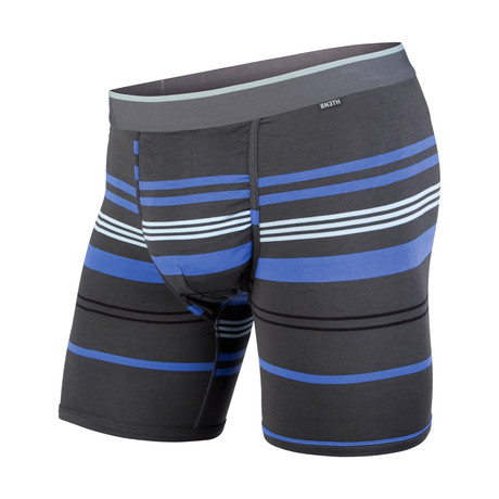 Classic Boxer Brief // London Stripe (XS)