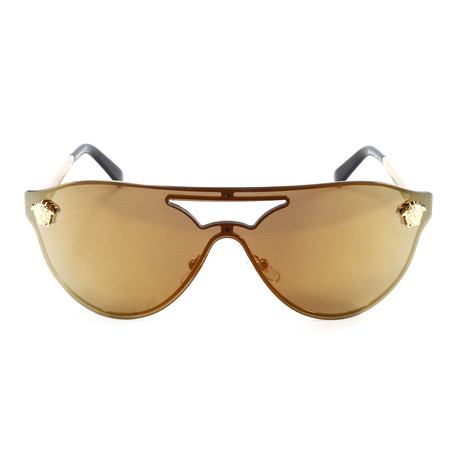 VE2161 Sunglasses // Gold