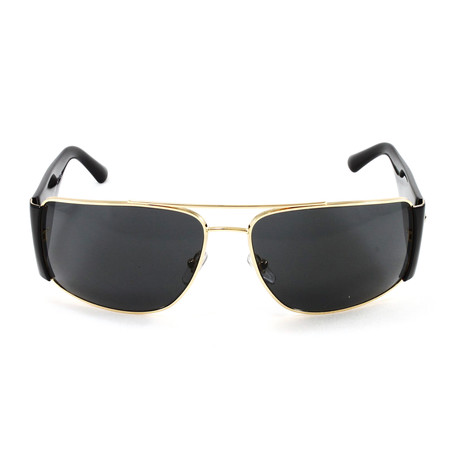 VE2163 Sunglasses // Gold