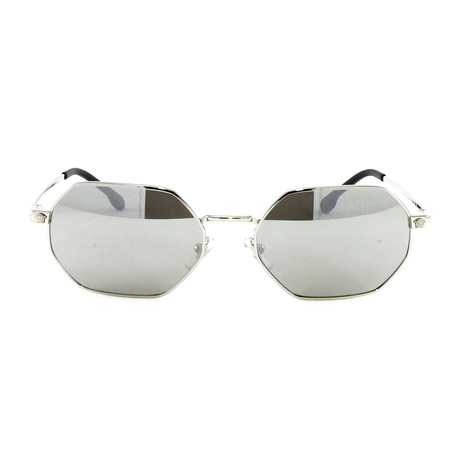 VE2194 Sunglasses // Silver