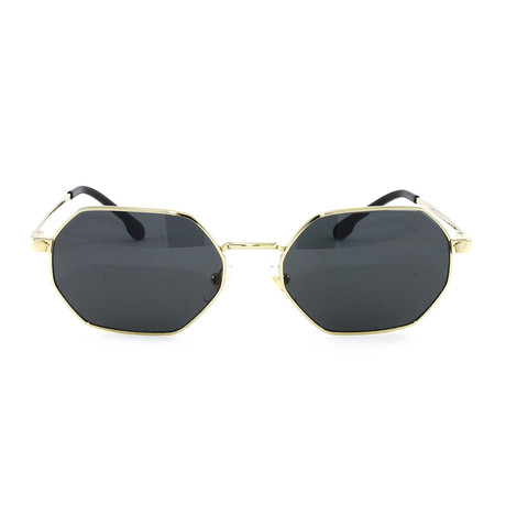 VE2194 Sunglasses // Pale Gold