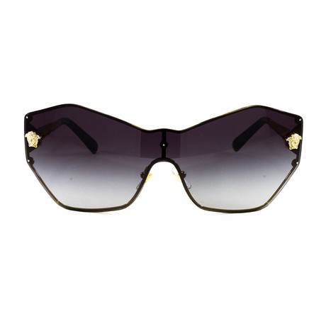 VE2182G Sunglasses // Pale Gold