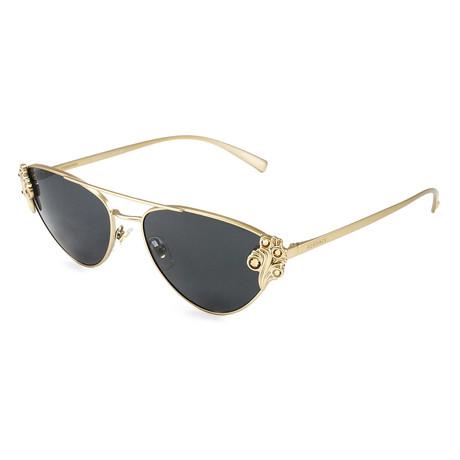 Versace // Women's VE2195B Sunglasses // Tribute Gold