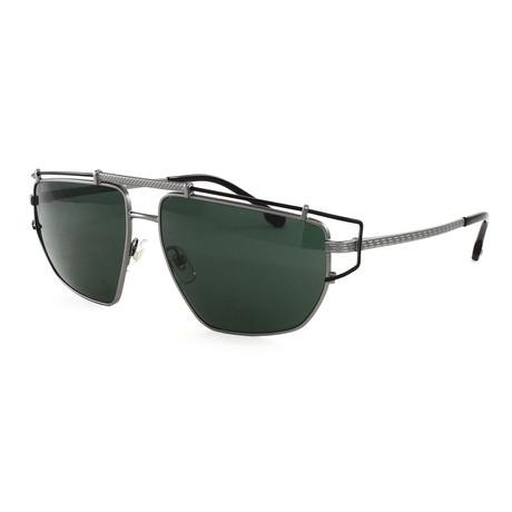 Men's VE2202 Sunglasses // Matte Gunmetal