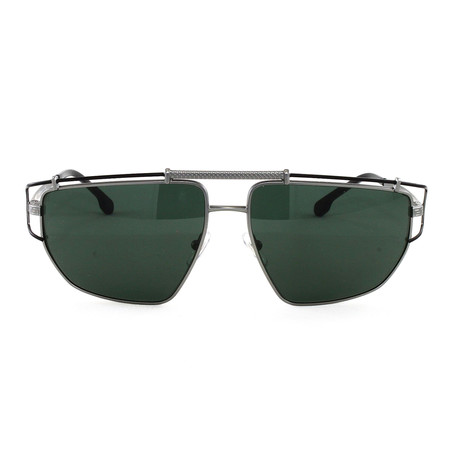 VE2202 Sunglasses // Matte Gunmetal