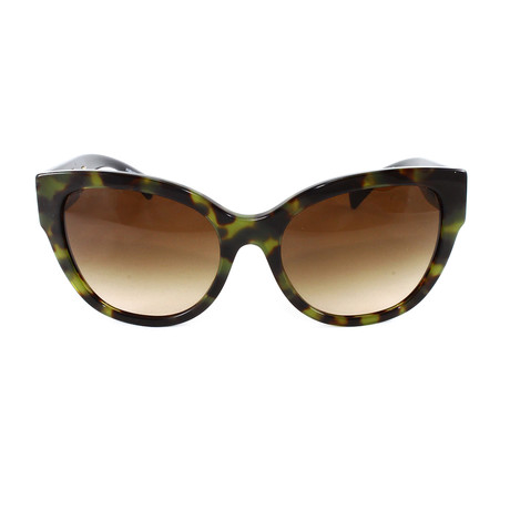 VE4314 Sunglasses // Havana Military
