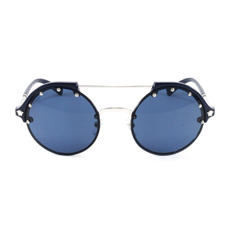 VE4337 Sunglasses // Silver