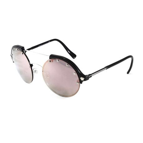 Women's VE4337 Sunglasses // Silver + Black