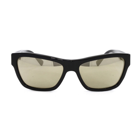 VE4344 Sunglasses // Black