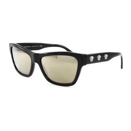 Women's VE4344 Sunglasses // Black