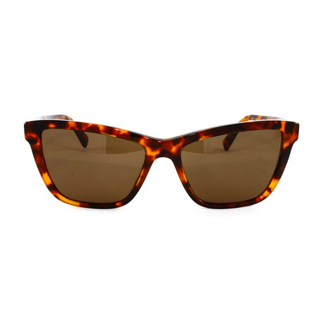 VE4354B Sunglasses // Havana
