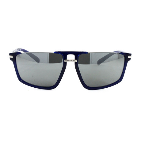 VE4363 Sunglasses // Blue