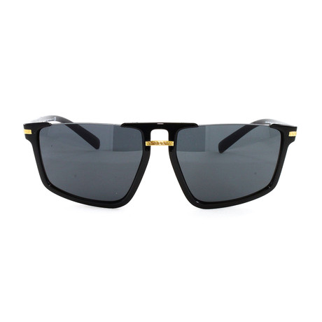 VE4363 Sunglasses // Black