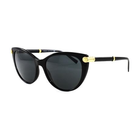 Women's VE4364Q Sunglasses // Black