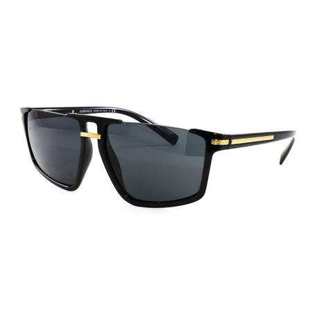 Men's VE4363 Sunglasses // Black