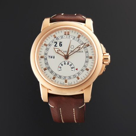 Carl F. Bucherer Patravi Manual Wind // 10629.03.13.02 // Pre-Owned