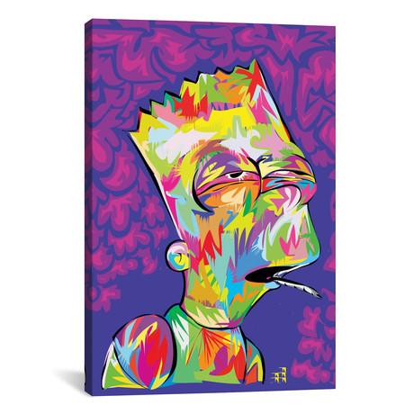 "Bart's High (18""W x 26""H x 0.75""D)"