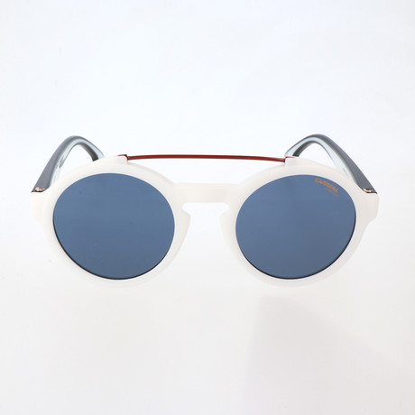 Unisex 1002S Sunglasses // Matte Black + White