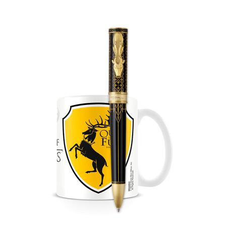 Montegrappa Baratheon Ballpoint Pen // ISGOTBBT